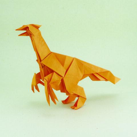 「テリジノサウルス」今井雄大