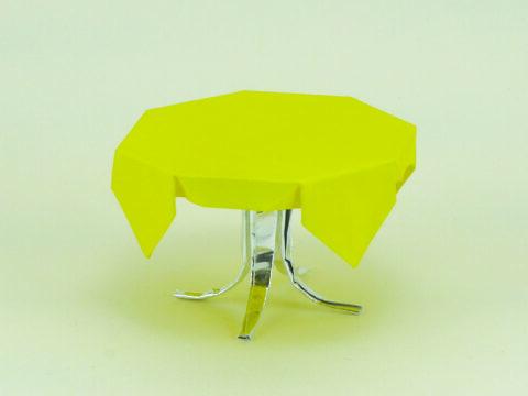 チャイナテーブル:木下一郎